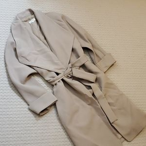 Korean style trench coach (one size) fits loose